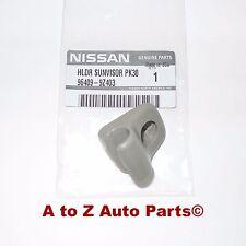 NEW 2001-2004 Nissan Frontier or Xterra Driver or Passenger  SUN VISOR CLIP,OEM