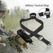 "Retro Tactical Quick Detach QD 1 2Point Multi Mission 1.2"" Rifle Sling Adjust US"