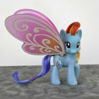 My Little Pony G4 Glimmer Wings Rainbow Dash Brushable