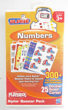 PLAYSKOOL ALPHIE BOOSTER PACK NUMBER, 300+ Questions w/ Cartridge Included