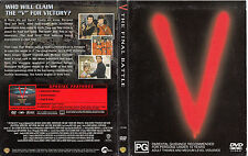 V The Final Battle-1984-TV Mini-Series-[2 Disc]-Jane Badler-Movie-DVD