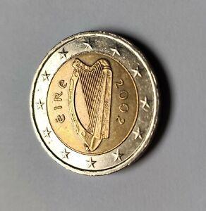 2 Euro - Irlanda 2002 - éire - rara
