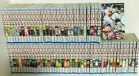Used Japanese Comics Set Gintama Edo period vol. 1-77 (Japanese language)