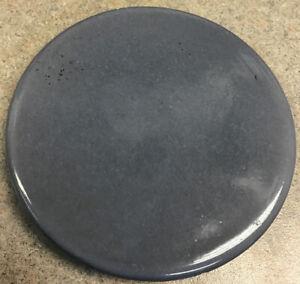 3196616 8053465 Whirlpool Gas Range Stove Cooktop Cast Iron Burner Cap Gray