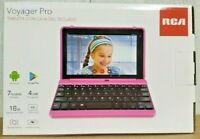 """Voyager Pro RCA 7"""" Android Tablet 16GB -Pink, NEW!"""