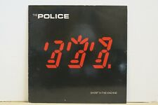 The Police - Ghost In The Machine Vinyl LP A&M 1981 SP-3730 Europadisk