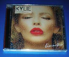 KYLIE MINOGUE, Kiss Me Once, 11 tracks,SEALED, Standard Edition,PARLOPHONE, 2014
