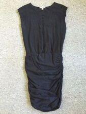 Cotton Blend Blouson Machine Washable Casual Dresses for Women
