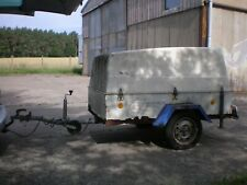 PKW Anhänger - Deckel - Koffer