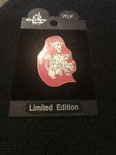 Limited Edition Mothers Day 2000 Dalmation Pin