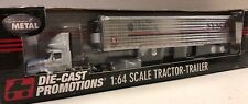 International 9100i with 53FT Sysco Refrigerated Trailer Canada DCP 31556 1/64
