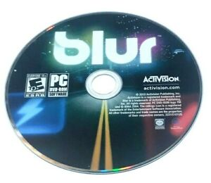 Blur (PC, 2010) Disc Only #22872