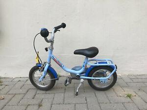 Kinderfahrrad Puky Fahrrad 12 Zoll in himmelblau für Kinder ab 3 Jahre