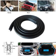 Car Door Hood Trunk Trim Edge Moulding Noise Prevention Foam Rubber Sealing