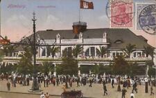 Hamburg, GERMANY - Alsterpavillon - 1920