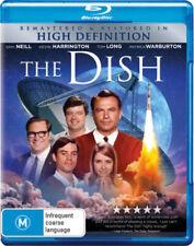 THE DISH (Sam Neill) Remastered & restored in HD -  Blu Ray - Sealed Region B