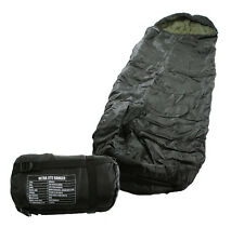 Army Sleeping Bag Ultra-Lite Ranger US Special Forces Black Navy Seals Marines