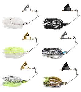 Jackall Gargle Buzzbait 3/8 oz. Buzzbait Topwater Wire Bass Fishing Surface Lure