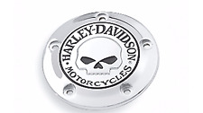 Coperchio Anticipo Timer Cover Orig. Harley Davidson 32975-04A DYNA FXD FXDWG FX
