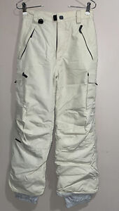 Turbine Snowboard Pants Tan Youth Size 14-16 Large Pockets Ski ~ Boys Insulated