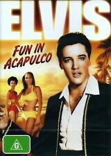 ELVIS [Presley] Fun In Acapulco DVD Movie MUSIC MUSICALS BRAND NEW R4