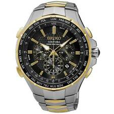 Mouse over image to zoom Seiko-Coutura-Radio-Sync-Solar-Mens-Watch-SSG010P9  Se