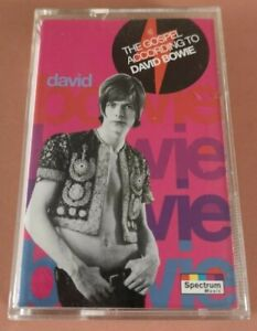 "DAVID BOWIE ""The Gospel According To David Bowie"" Spectrum EU/UK Compilation '93"