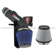 Takeda Stage 2 Short Ram Air Intake System Black for 13-17 Honda Accord 3.5L V6
