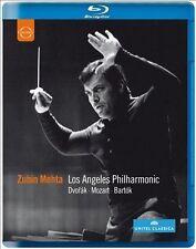 Zubin Mehta - Los Angeles Philharmonic [Blu-ray], New DVDs