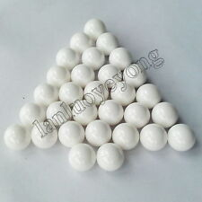 500pcs Dia 1/16'' 1.588mm Ceramic Bearing  Ball ZrO2  Zirconia Oxide Ball