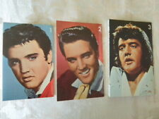 Elvis Presley Readers Digest RDC 90241 Music audio Cassette Card insert