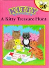 A Kitty Treasure Hunt (Kitty in My Pocket Books) By Susan Allan