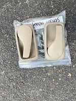 PORSCHE 944 968 DOOR HANDLES AND BEZELS INTERIOR Linen