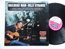 BILLY STRANGE Railroad man CLVLXGN 245 FRANCE   TRAIN    RRT