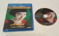 Amelie (Blu-ray Disc, 2011) Rare Oop French Film Audrey Toutou Region A Usa