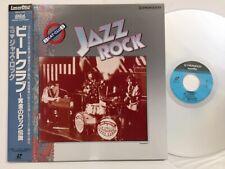 Beat Club vol.13 Jazz Rock with Obi Laser Disc Japan SM045-3485 LD