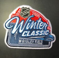 2009 NHL Winter Classic Jersey Patch Chicago Blackhawks Vs Detroit Redwings