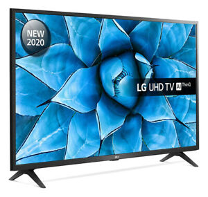"""LG 43UN73006LC 43"""" UHD 4k Smart LED TV with Freeview - Black"""