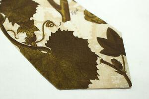 GIANFRANCO FERRE Silk tie Made in Italy F9368 man