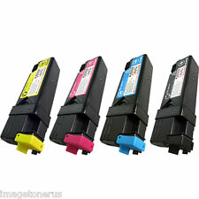 Toner Cartridge Set for Dell 1320 1320c 310-9058 310-9060 310-9064 310-9062 KCMY