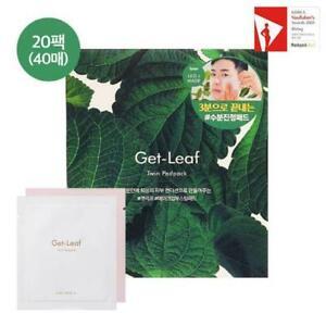 SUREPI Get-Leaf Twin Pad Pack - 20 PACK (40 EA)