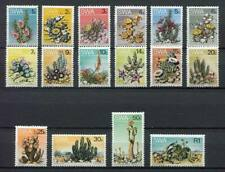 24965) S.W.A.  1973 MNH** Nuovi** Cactus - Desert Plants  16v