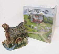 Boyds #19044-3E * Murphy's Mill & Bakery * Resin * Bearly-Built Village * Nib