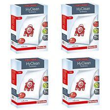 16 x Genuine Miele FJM HyClean 3D Efficiency Vacuum Hoover Dust Bags & Filters