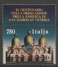 L'ITALIA. 1994. Basilica di San MARCHI COMMEMORATIVE. SG: 2276. Nuovo di zecca mai a cerniera