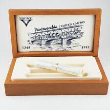 Visconti Ponte Vecchio Limited Edition Presentation Box w/ Certificate