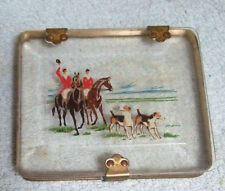 Brass Alcohol & Smoking Collectable Cigarette Cases