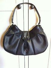 Original AIGNER Tasche Handtasche schwarz NEU