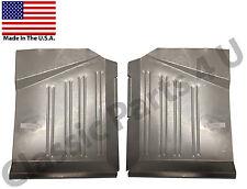 1961 62 63 64 BUICK ELECTRA WILDCAT LESABRE INVICTA FRONT FLOOR PANS NEW PAIR