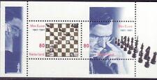 Nederland 2001 - MNH - Schaken/Chess/Schach